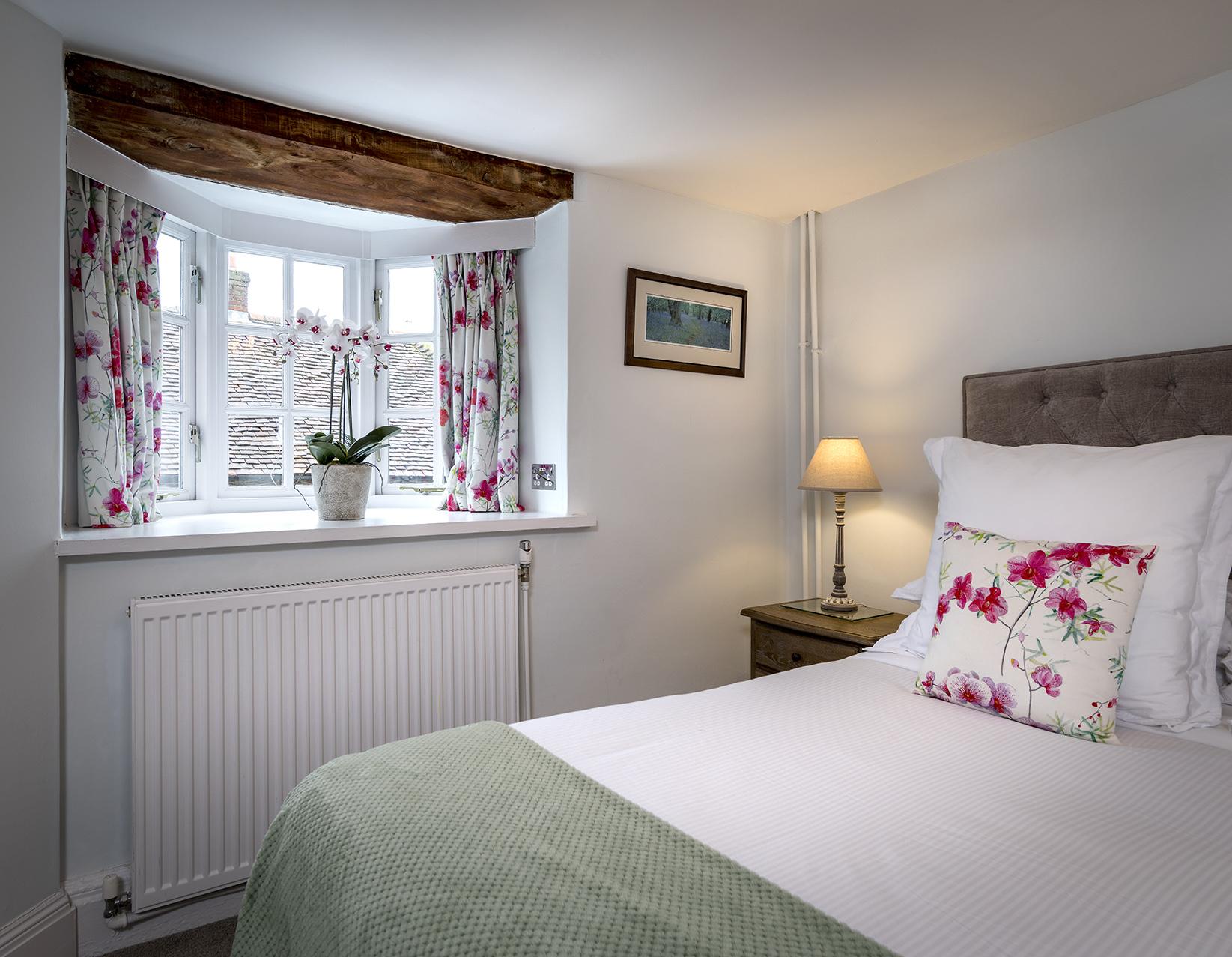 Springwells double bedroom